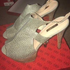 Heels new never worn!